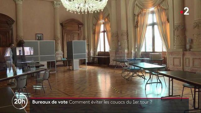 Elections régionales et départementales : à la recherche d'assesseurs