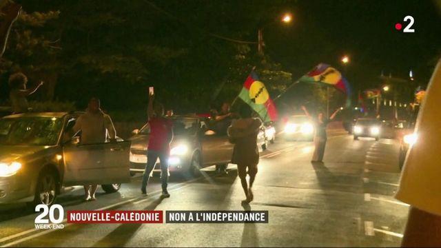 Référendum : les Calédoniens disent non à l'indépendance