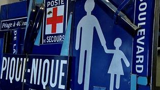 Sculpteur-soudeur, Costa recycle les panneaux de signalisation en oeuvres d'art  (France 3 / Culturebox)