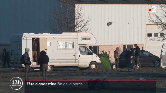 Nouvel An : la rave party illégale organisée à Lieuron s'est terminée le 2 janvier au matin