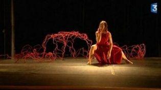 """""""Paupière"""" fait danser l'Araignée à Eu.  (Culturebox)"""