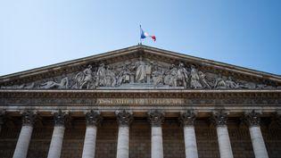 L'Assemblée nationale à Paris le 21 juillet 2021. (RICCARDO MILANI / HANS LUCAS / AFP)