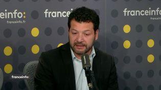 Me Arié Halimi sur franceinfo. (FRANCEINFO)