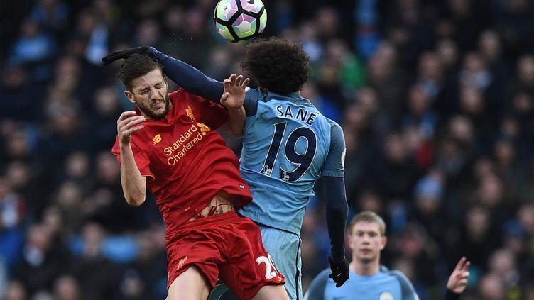 Pas de vainqueur entre Liverpool et City (OLI SCARFF / AFP)