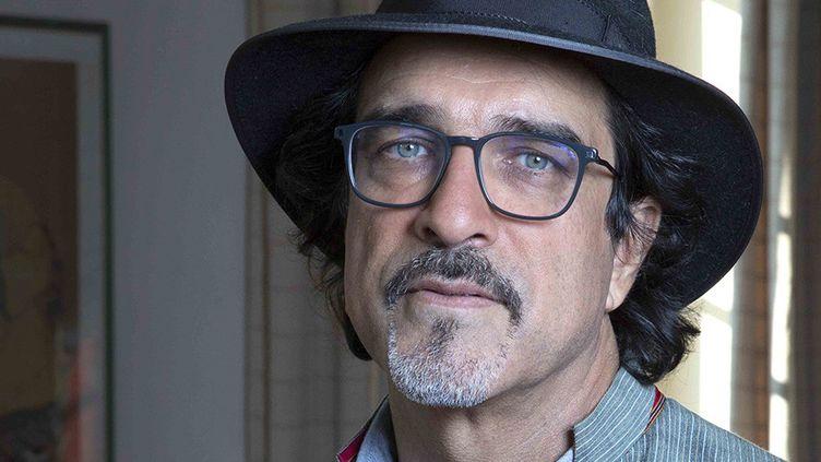 Le romancier et réalisateur Atiq Rahimi  (Hélène Bamberger/P.O.L)