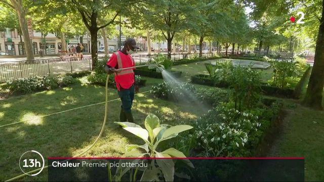 France : de fortes chaleurs attendues cette semaine