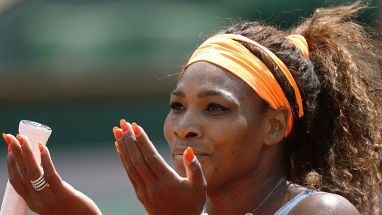 Serena Williams (THOMAS COEX / AFP)
