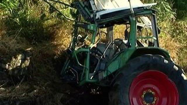 Un tracteur percute un TGV : retour sur l'accident