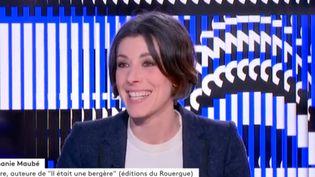 Stéphanie Maubé. (FRANCEINFO)
