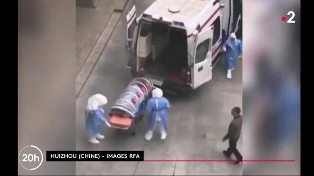 Virus en Chine : l'épidémie continue de se propager