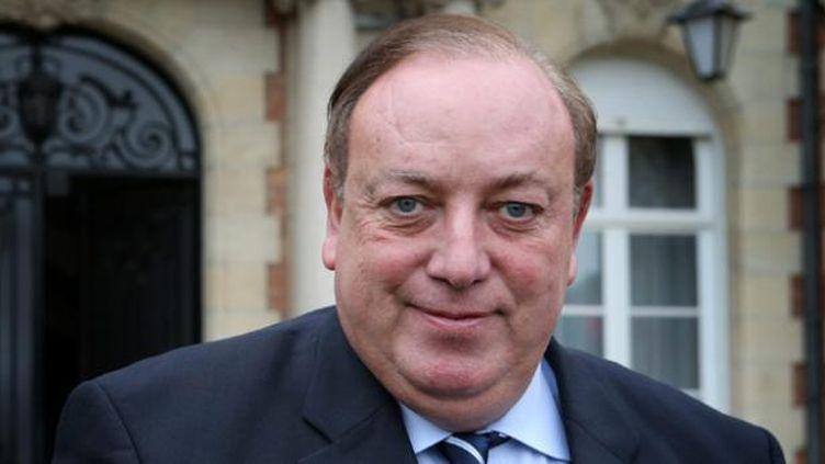"""(Marc-Philippe Daubresse est l'un des signataires de cet amendement """"cols blancs""""  © MAXPPP)"""