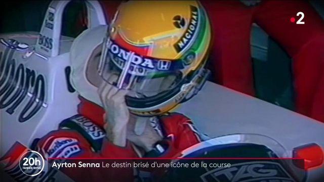 Formule 1 : Ayrton Senna, une icône disparue il y a 27 ans