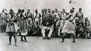 Amazones du Dahomey (WIKIMEDIA COMMONS)