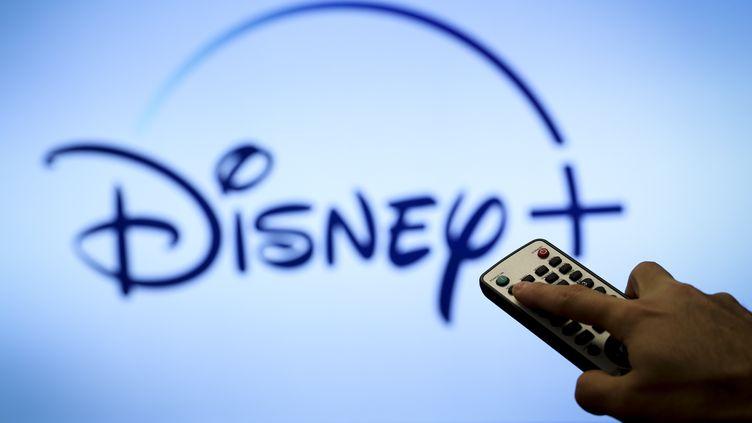 Logo Disney+ (HAKAN NURAL / ANADOLU AGENCY)