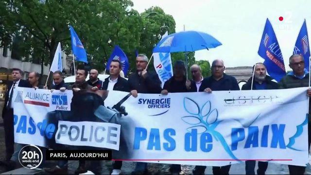 Manifestations : Christophe Castaner face à la colère des policiers