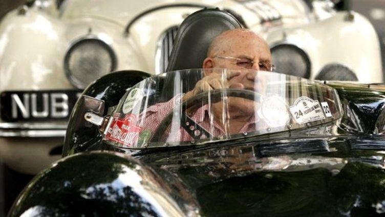 Stirling Moss a fait ses adieux au Mans