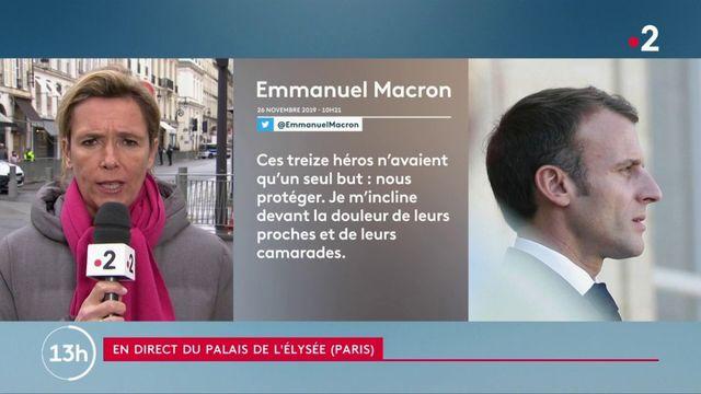 Militaires tués au Mali : la réaction d'Emmanuel Macron