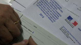 La France est l'un des pays de l'OCDE où les salaires sont le plus taxés. (FABRICE ANTERION / MAXPPP)