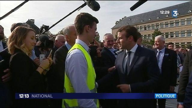 """""""Bordel"""" évoqué par Emmanuel Macron : la colère des salariés et des politiques"""