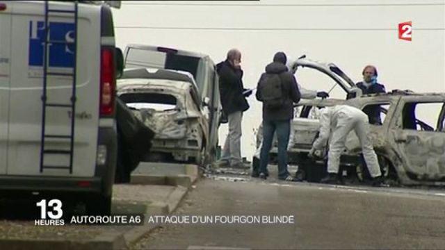 Lyon : des malfaiteurs attaquent un fourgon rempli d'or et dérobent un butin de 2,5 millions d'euro