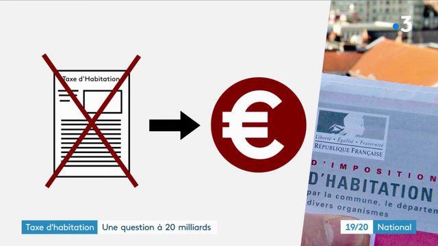 Taxe d'habitation : une suppression qui coûte 20 milliards d'euros