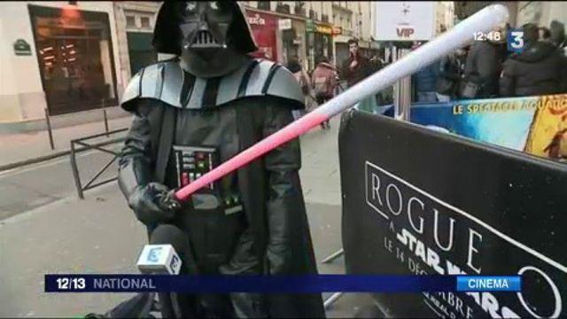 Rogue One : les fans de Star Wars sont au rendez-vous