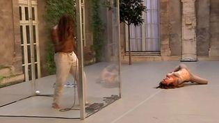 """D'Kabal et Emeline Pubert dans """"Créatures""""  (FranceÔ/culturebox)"""