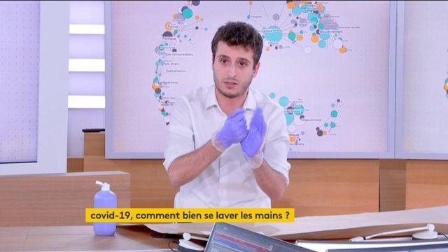 Coronavirus : comment bien se laver les mains ?