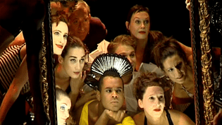 """""""Contact"""", dernière création de Decouflé et sa troupe de fidèles danseurs  (Culturebox)"""