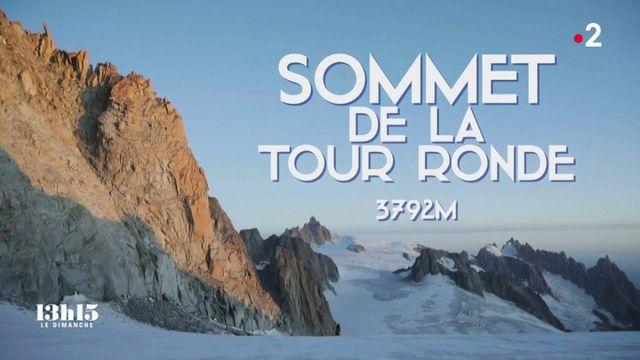 VIDEO. Massif du Mont-Blanc. La hausse des températures fait s'écrouler la montagne par pans entiers
