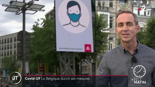 Coronavirus : tour de vis en Belgique