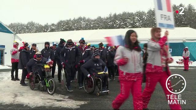 Jeux paralympiques : les chances tricolores