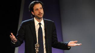 Antonin Baudrey au Festival international du film de Saint-Sébastien en septembre 2013  (Rafa Rivas / AFP )