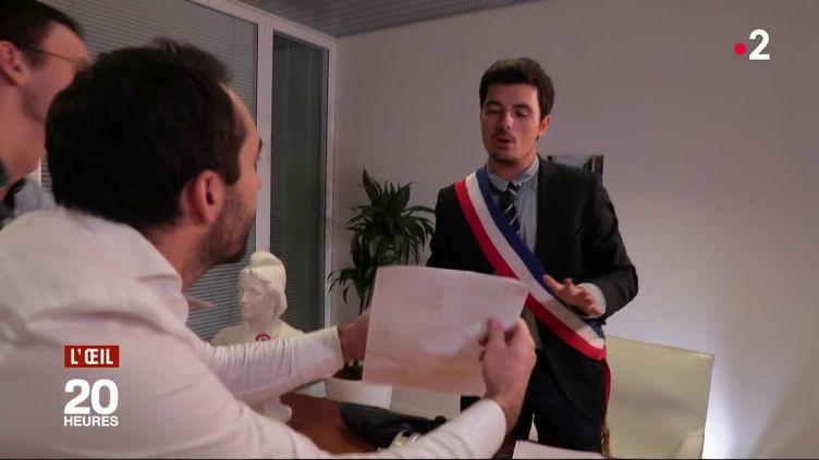 Taxe d'habitation : le gouvernement a-t-il raison d'accuser votre maire ? (FRANCE 2 / FRANCETV INFO)