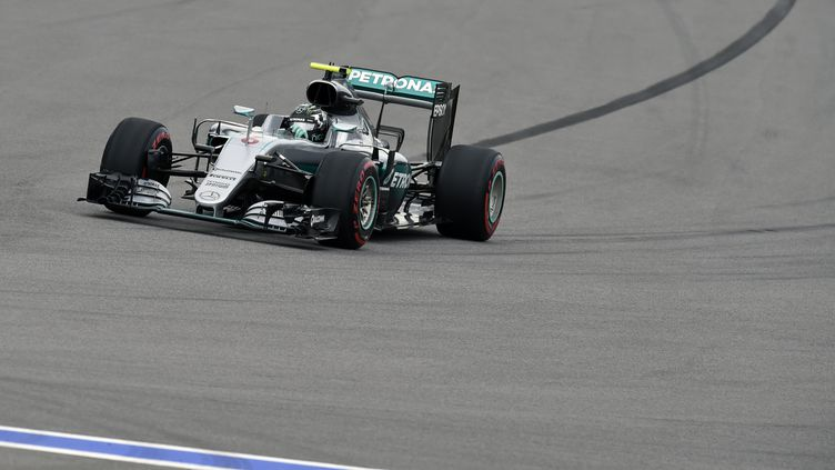 Nico Rosberg (Mercedes) (YURI KADOBNOV / AFP)