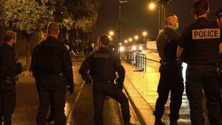 Paris : des dizaines de toxicomanes évacués du jardin d'Éole (Capture d'écran France 2)