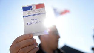 Près de 47millions de personnes sont inscrites sur les listes électorales pour la présidentielle. (JEAN-SEBASTIEN EVRARD / AFP)
