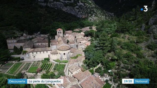 Hérault : à la découverte de Saint-Guilheme-le-Désert