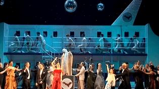 """L'Opéra de Nice accueille """"La chauve souris"""", une opérette en 3 actes de Johann Strauss"""