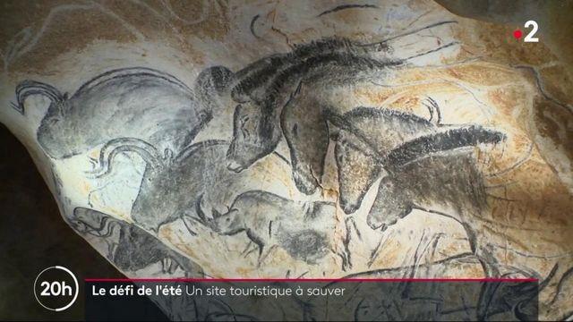 Le défi de l'été : la grotte Chauvet, site touristique à sauver