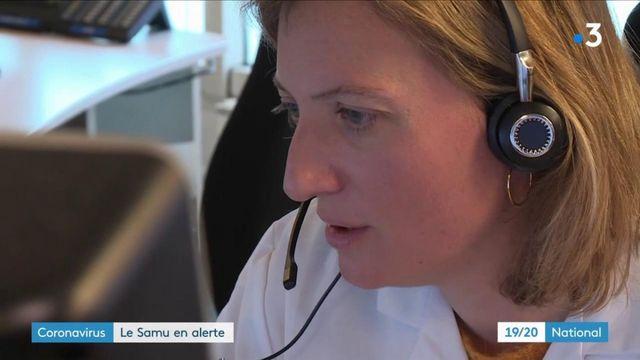 Coronavirus : les professionnels de santé face à l'inquiétude de la population