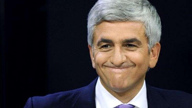 Hervé Morin, candidat du Nouveau centre à la présidentielle veut instaurer un contrat de travail unique. (AFP - Miguel MEDINA)