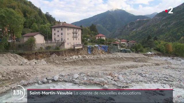 Tempête Alex : les habitants de Saint-Martin-Vésubie craignent de nouvelles évacuations