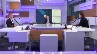 Les débats de l'éco du 25 octobre 2020. (FRANCEINFO / RADIO FRANCE)
