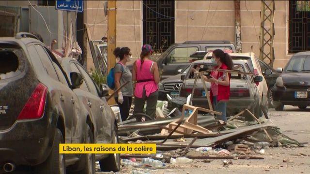 Liban : la colère d'une population désabusée