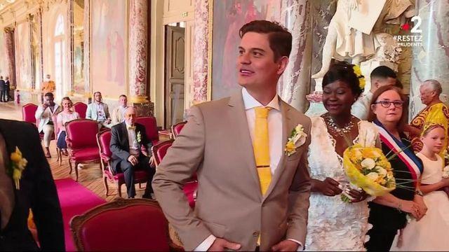 """Mariages : en mairies, des """"oui"""" en série"""