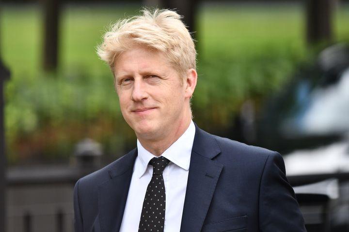 Jo Johnson, le frère de Boris Johnson, le 20 juin 2019 à Londres. (BEN STANSALL / AFP)