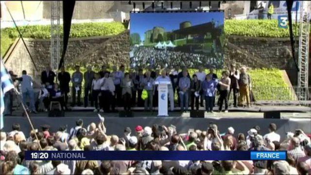 Bayonne : l'ETA rend les armes après 40 ans d'actions