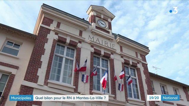 Municipales : quel bilan pour le premier maire RN d'Île-de-France ?