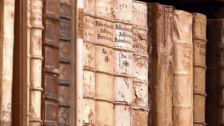 Les trésors cachés de la bibliothèque d'Ajaccio  (France 3 / Culturebox )